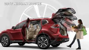nissan rogue models 2017 2017 nissan rogue preview debuts with hybrid model youtube