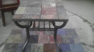 Slate Top Coffee Table Slate End Table Slate Top Coffee Table House Design Slate End Table