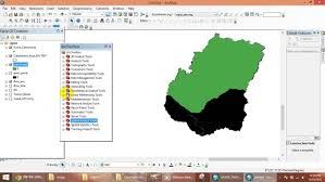 Declination Map Catchment Declination In Arcgis 10 3 Youtube