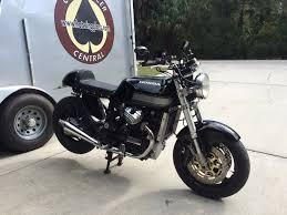 honda silverwing honda gl650 cafe racer u2013 bikebound