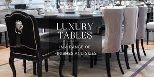 Modern Luxury Dining Table Stunning Ideas Luxury Dining Tables Opulent Design Modern Luxury