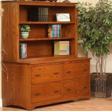 Mission Style File Cabinet by Amish File Cabinets U0026 Credenzas Solid Wood Construction In File