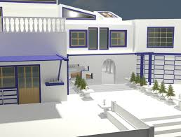 3d Home Design Software Tutorial by 3d Max Home Design House Design Plans