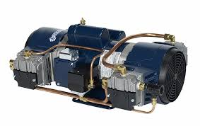 riser mounted oil less air compressors for fire sprinklers ol