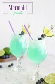mermaid party punch recipe mermaid parties group recipes and