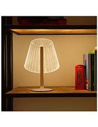 cozywow home 3d owl shape led desk table lamp night light us plug