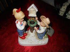 Home Interior Denim Days Figurines by Homco Home Interiors Denim Days Fresh Lemonade Figurine 15351 99