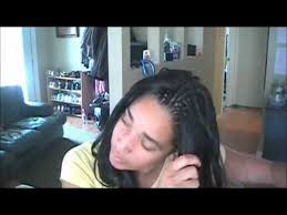 pictures if braids with yaki hair straight crochet braids with yaki pony hair initial review youtube