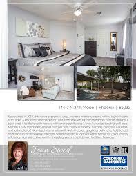 Home Design 85032 brochures u0026 flyers real estate marketing scottsdale az