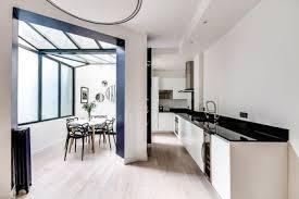cuisine longueur cuisine aménagée en longueur côté maison