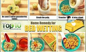 how to cure bedwetting with indian gooseberry and turmeric