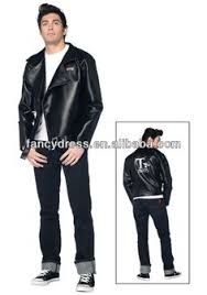 Grease Halloween Costumes Licensed Grease Birds Jacket Grease Fantasy Fashion