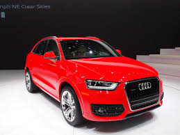 audi q3 dashboard redesigned 2015 audi q3 is very close to hatch