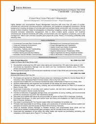 construction estimator resume sample awesome sample resume