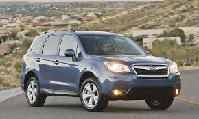 small subaru car subaru forester tops honda cr v in small suv review