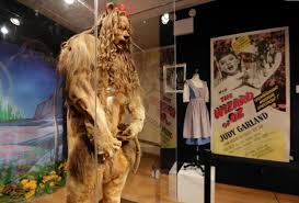 lion costume wizard of oz cowardly lion costume sells for 3 million ny