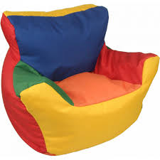 Childrens Faux Leather Armchair Colorful Bean Bag Chairs Ba Nursery Modern Bean Bag Chairs Black