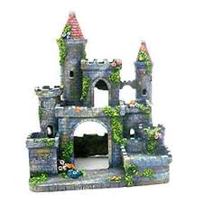 decoration ornament aquarium fish tank decor castle
