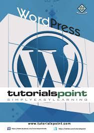 tutorial wordpress com pdf wordpress tutorial in pdf