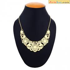 gold plate necklace images Alloy gold plating necklace jpg