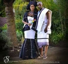 Traditional Wedding Dresses Zulu Traditional Wear Inspired White Wedding Gown Afro Me