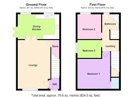 3 bed town house for sale in highgate close carlton nottingham