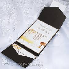 affordable pocket wedding invitations cheap pocket wedding invitations online country rustic style