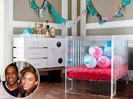 beyoncé and jay z buy lucite crib for blue ivy u2013 moms u0026 babies