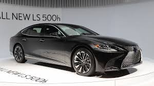 lexus diesel auto for sale 2018 lexus ls 500h geneva 2017 photo gallery autoblog