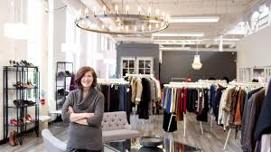 in howard county a boom in secondhand stores brings designer