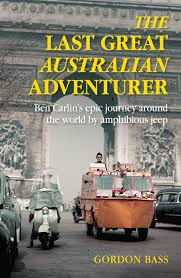 amphibious jeep the last great australian adventurer by gordon bass penguin