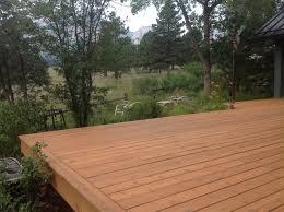 best wood for decks radnor decoration
