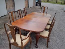 oval dining table for 8 oval ended mahogany dining table 8 10 seater antiques atlas