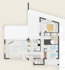 smart villas in chania crete for vacation u2013 floor plans villa hara