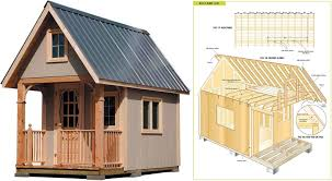 free wood cabin plans free step by step shed plans woodwork