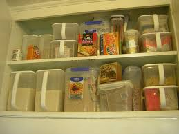 Storage Containers For Kitchen Cabinets Kitchen Cabinet Storage Containers 15 Beautifully Organized