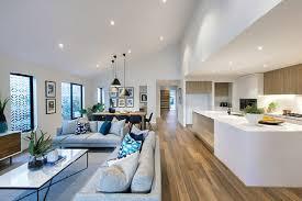 modern open floor plans furnishing open plan living modern open plan floorplans id