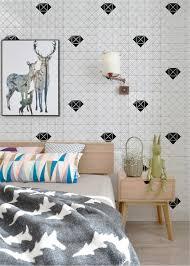 wall tiles for living room 2 u0027 u0027 glossy single diamond pattern porcelain triangle mosaic wall