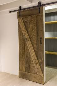 Barn Door Hangers Remodelaholic 35 Diy Barn Doors Rolling Door Hardware Ideas