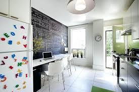 Kitchen Paint Idea Chalkboard Paint Ideas Kitchen Kitchen Contemporary With Breakfast