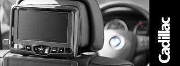 cadillac escalade dvd player cadillac replacement headrest monitors replace your factory