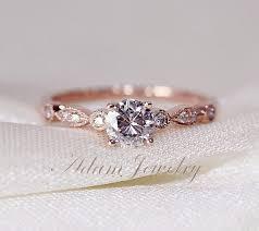promise ring vs engagement ring wow just wow stock fancy vs moissanite ring vs accent diamonds