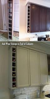 end of kitchen cabinet ideas smart ideas for using wasted space on kitchen ends of