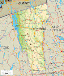 usa map vt map of vermont travelsfinders