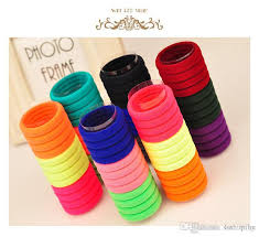 hair holders ts candy colored hair holders high quality rubber bands hair