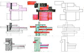 frank lloyd wright plans awesome falling water floor plan pdf contemporary flooring