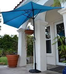 Half Umbrella Patio Patio Umbrella Half Basequality Patio Umbrellas Market Solar