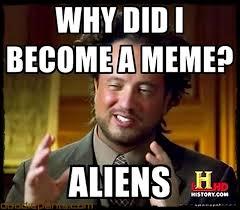 History Channel Guy Meme - ancient aliens meme hair guy 019 jpg 800纓698 merriment