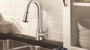 pull kitchen faucets stainless steel kitchen faucets pull awesome delta faucet 9197t ar dst cassidy
