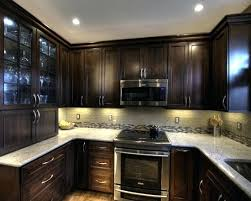 dark wood kitchen cabinets dark oak kitchen cabinets buyskins co